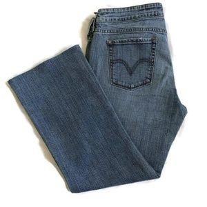 Levis 545 Womens Jeans Light Wash  Size 12M W1251